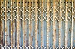Vektorillustration, avskild beståndsdel: den lämnade och högra dörren kan vara animerad beause som de är oberoende anmärker i vek Royaltyfri Foto
