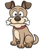 Karikatur-Hund Lizenzfreie Stockfotografie