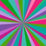 Vektorillustration för din design Ljus flerfärgad bristningsbakgrund abstrakt vektor för bakgrundsfantasiillustration Arkivfoto
