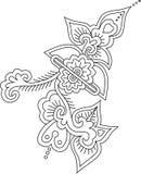 Vektorillustrationdesign för torkdukar eller papper Arkivfoto