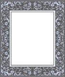 Vektorillustrationram av den klassiska prydnaden Royaltyfri Bild