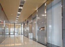 Vektorinnenraum für Arbeit mit Tabelle Stockbilder