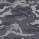 Vektorkamouflagemodell Arkivbilder