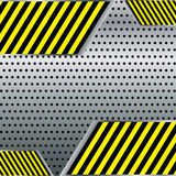 Vektormetallzusammenfassungshintergrund Aluminium- und Metallhintergrund Stahlhintergrund Stockbilder