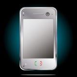 Vektormobile-Mobiltelefon Stockfotos
