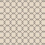 Vektormodell som upprepar geometrisk linj?r diamantform royaltyfri illustrationer