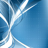 Vektormoderner Hintergrund Lizenzfreies Stockbild