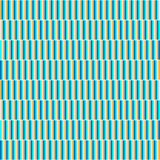 Vektormodernes nahtloses Mehrfarbenmuster vektor abbildung