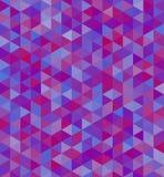 Vektormosaikbakgrund vektor illustrationer