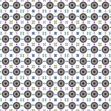 Vektormuster - geometrische nahtlose einfache moderne Beschaffenheit Lizenzfreies Stockfoto