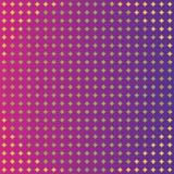 Vektormuster, Hintergrund mit Punkten Stockbilder