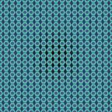 Vektormuster, Hintergrund mit Punkten Stockfotos