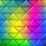 vektorn för dräkter för bakgrundsillustratinregnbågen wallpaper den seamless gott Arkivbild