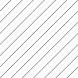 Vektorn gör randig den sömlösa modellen Tunna diagonallinjer textur görad randig modell vektor illustrationer