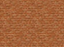 Vektornahtlose alte Backsteinmauer Stockfoto