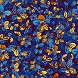 Vektornahtloser Blumenhintergrund Stockbilder