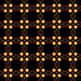 Vektornahtloses geometrisches Muster Lizenzfreie Stockfotografie
