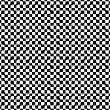 Vektornahtloses geometrisches Muster Abstrakte Formbeschaffenheit Schwarzweiss-Hintergrund Einfarbiges Design vektor abbildung