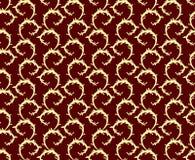 Vektornahtloses Muster lizenzfreie abbildung