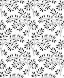 Vektornahtloses Muster stock abbildung