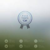 Vektorrengöringsduk och mobil manöverenhetsmall Företags websitedesign för lopp Minimalistic bakgrund vektor redigerbart _ Tri royaltyfri illustrationer