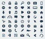 Vektorrengöringsduksymboler Arkivfoton