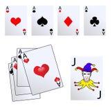 VektorRetro- Kartenklagen Lizenzfreie Stockbilder
