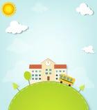 Vektorschule Stockbilder