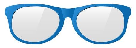 Vektorsonnenbrille Stockfoto