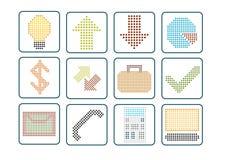 Vektorsymbol Lizenzfreie Stockbilder