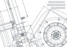 Vektortechnikillustration Abdeckung, Flieger, Fahne, Hintergrund lizenzfreie abbildung