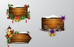 Vektorträjulbräde vektor illustrationer