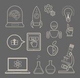 Innovation royaltyfri illustrationer