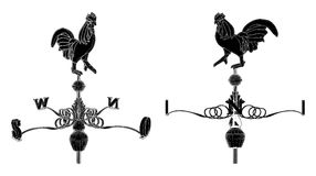 vektorväder för 01 hane Arkivfoto