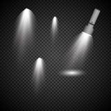 Vektorzauber-Modeillustration Stockbilder
