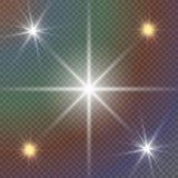 Vektorzauber-Modeillustration Stockfoto