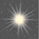 Vektorzauber-Modeillustration Lizenzfreies Stockbild