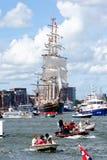 VELA Amsterdão 2010 Imagem de Stock
