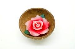 vela del aroma Imagen de archivo libre de regalías