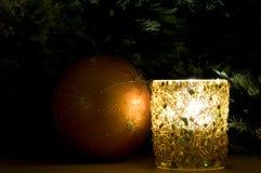 vela del Nuevo-año fotografía de archivo libre de regalías