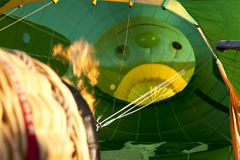 Vela di aerostato 2009 Immagine Stock Libera da Diritti