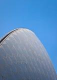 Vela do teatro da ópera de Sydney - janeiro 25, 2010 Imagem de Stock