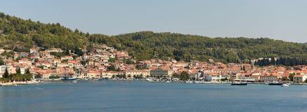 Vela Luka, Croatia. stock image