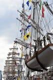 Vela 2015 no porto de Amsterdão Imagem de Stock
