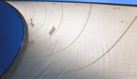 Vela - potencia del viento Fotos de archivo libres de regalías