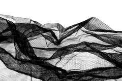 Velare nero. Fotografie Stock Libere da Diritti