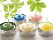 Velas do aroma Imagem de Stock