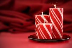 Velas do feriado Imagens de Stock