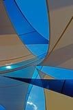 Velas e céus Imagem de Stock