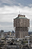 Velasca Tower Stock Images